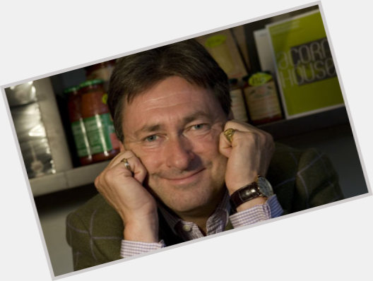 Alan Titchmarsh birthday 2015