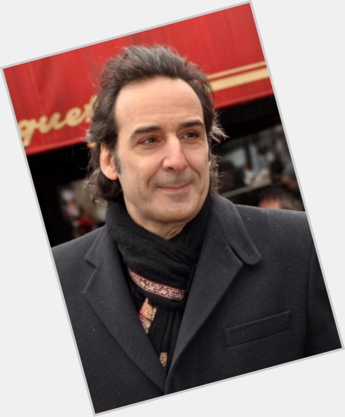 Alexandre Desplat birthday 2015
