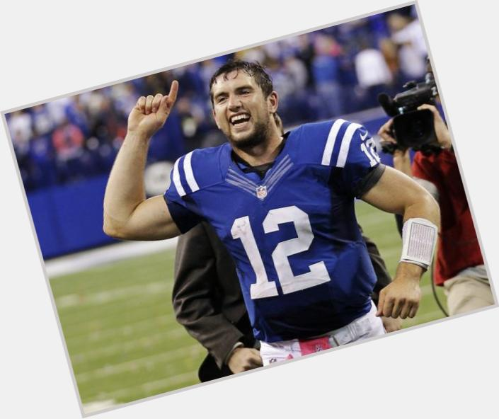 Andrew Luck birthday 2015