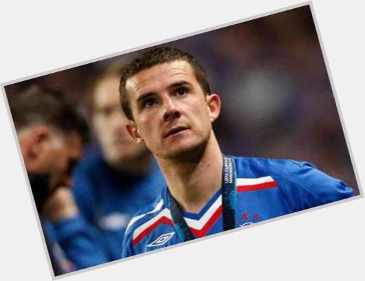 Barry Ferguson birthday 2015