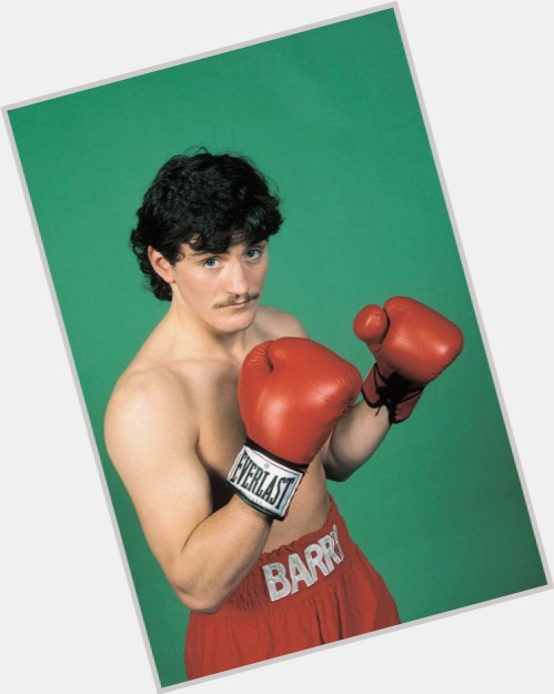 Barry McGuigan birthday 2015