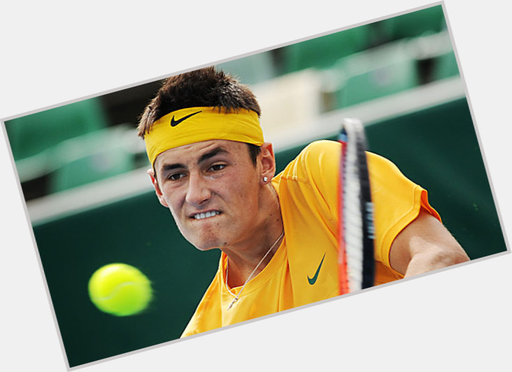 Bernard Tomic birthday 2015