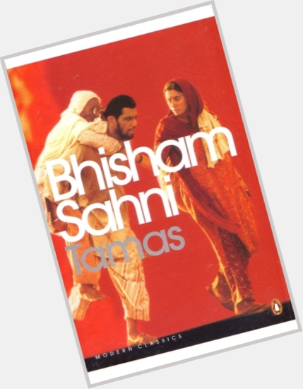 bhisham sahni book analysis of tamas Bhishma sahni's tamas, reviewed by diptakirti chaudhuri reviewing books published under the 'penguin india classic' can be fraught with a lot of risks.