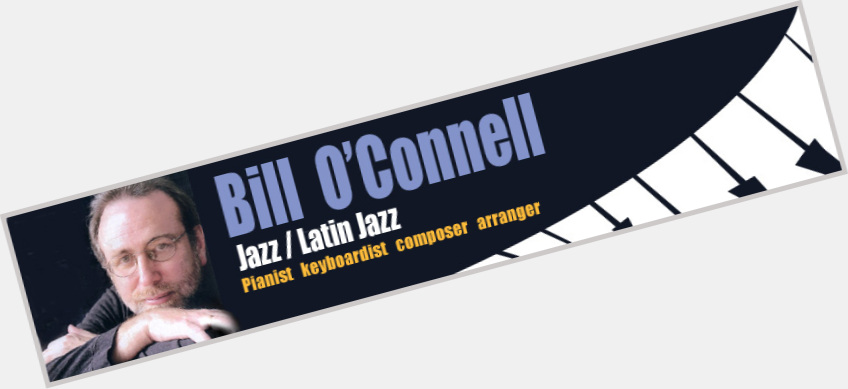 Bill O'Connell birthday 2015