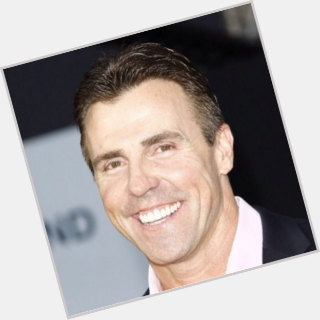 Bill Romanowski light brown hair & hairstyles Athletic body,