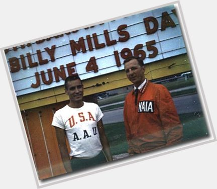 Billy Mills marriage 3