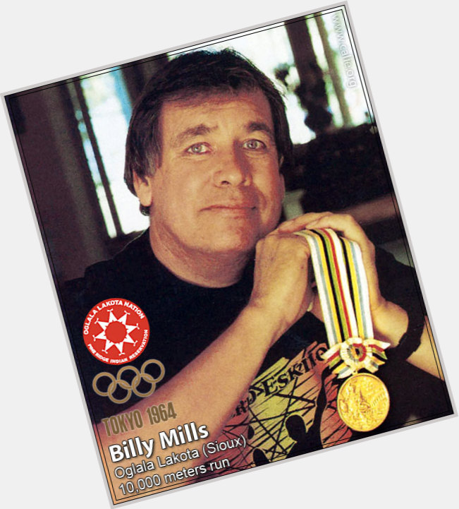 Billy Mills new pic 1