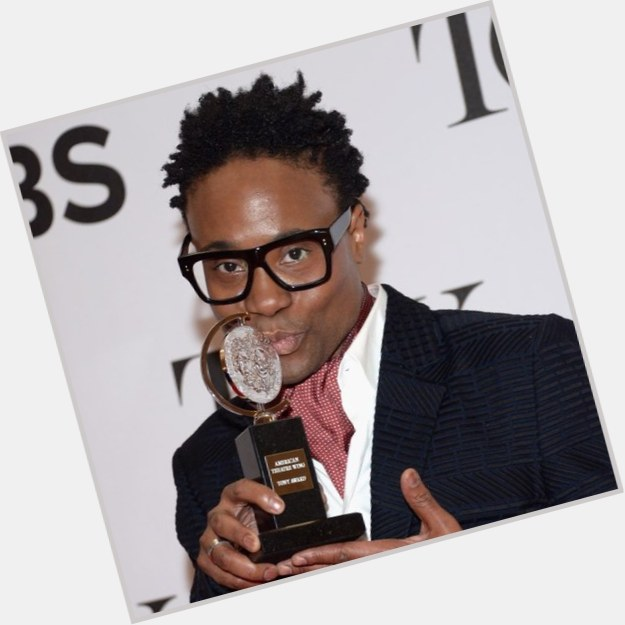 Billy Porter birthday 2015