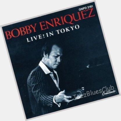 Bobby Enriquez birthday 2015