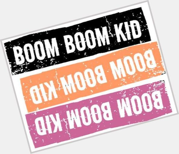 Boom Boom Kid birthday 2015