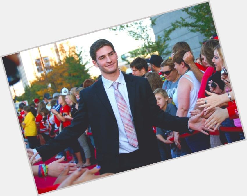 "<a href=""/hot-men/brandon-saad/where-dating-news-photos"">Brandon Saad</a> Athletic body,  dark brown hair & hairstyles"