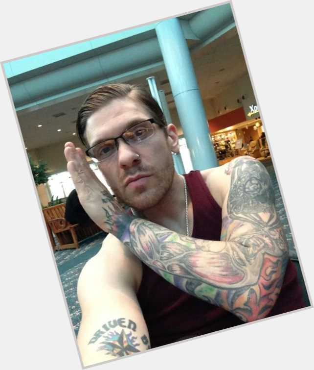 Brent Smith new pic 1