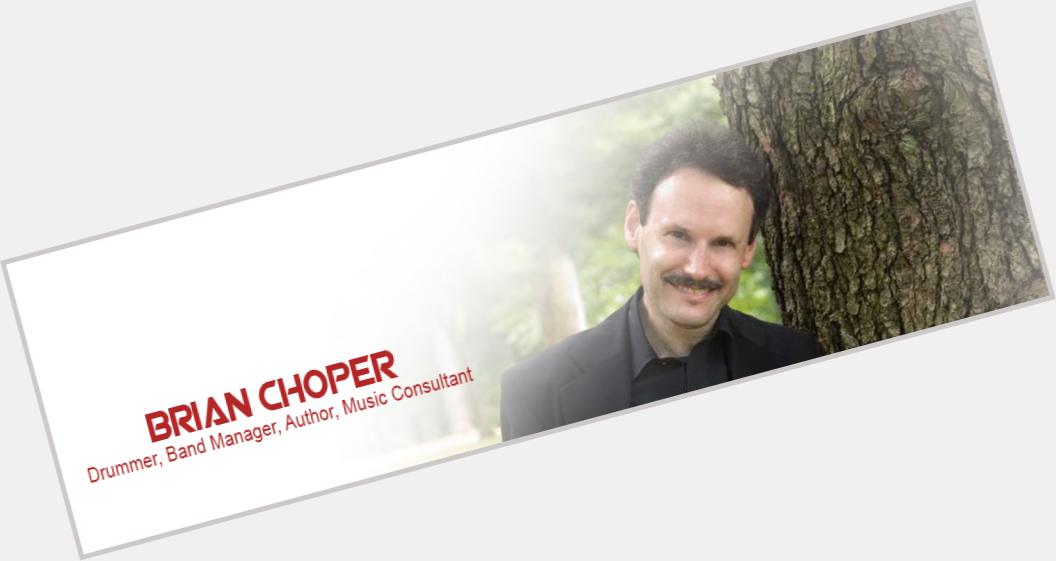 Brian Choper new pic 1