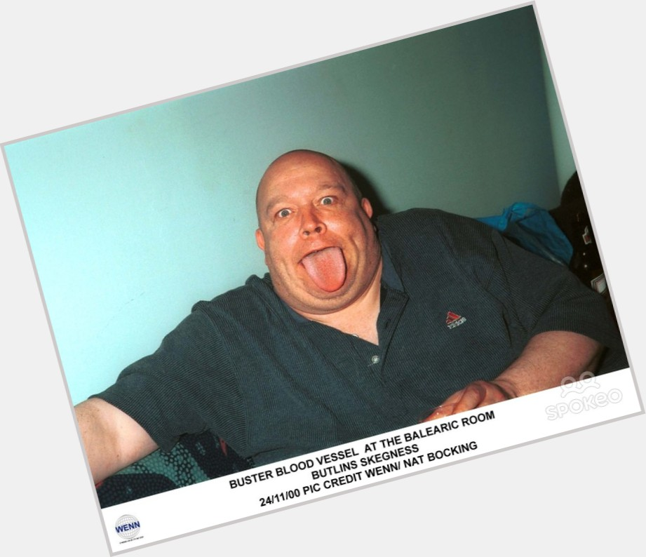 Buster Bloodvessel Official Site For Man Crush Monday