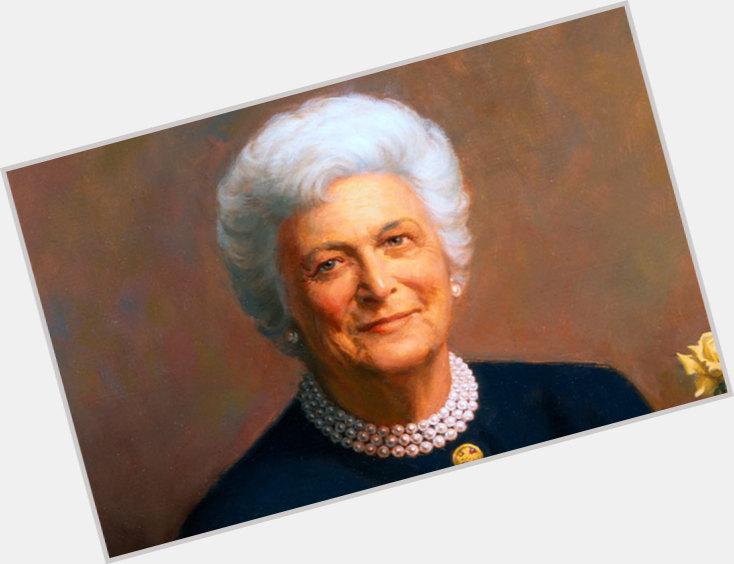 Barbara Bush birthday 2015