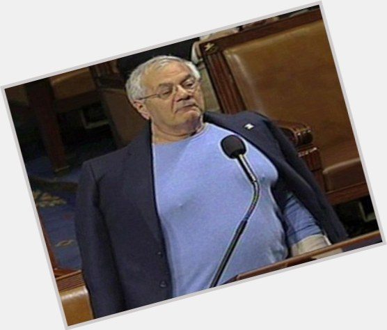 """<a href=""""/hot-men/barney-frank/is-he-married-responsible-housing-crisis-retiring-still"""">Barney Frank</a> Average body,  grey hair & hairstyles"""