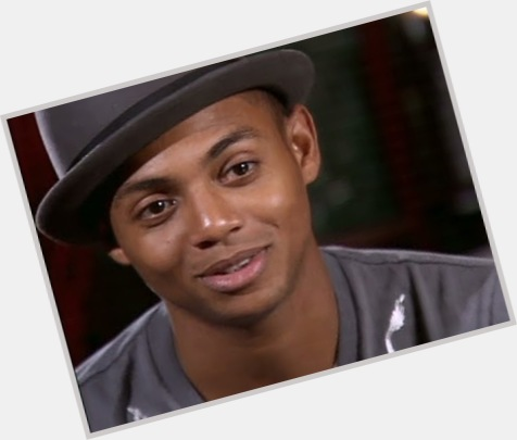 """<a href=""""/hot-men/anthony-harrell/is-he-married-brutha"""">Anthony Harrell</a> Athletic body,  dark brown hair & hairstyles"""