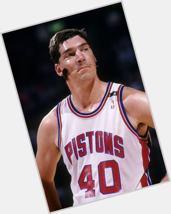 Bill Laimbeer birthday 2015