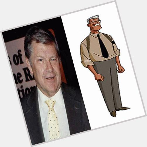"""<a href=""""/hot-men/bob-hastings/is-he-still-alive"""">Bob Hastings</a> Average body,  salt and pepper hair & hairstyles"""