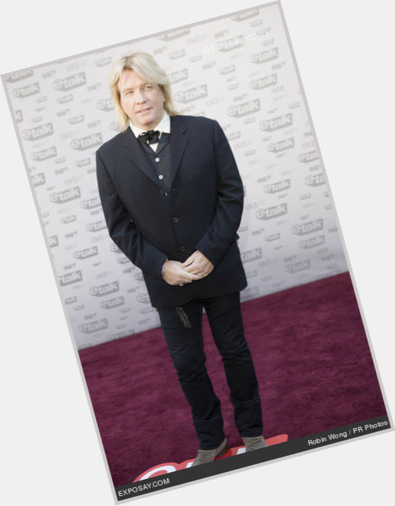 """<a href=""""/hot-men/bob-rock/is-he-married-still-metallica-marley-and-roll"""">Bob Rock</a> Average body,  blonde hair & hairstyles"""
