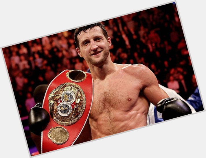Carl Froch birthday 2015