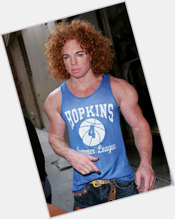 Carrot Top new pic 1