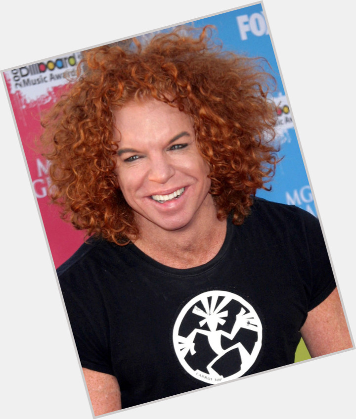 Carrot Top birthday 2015