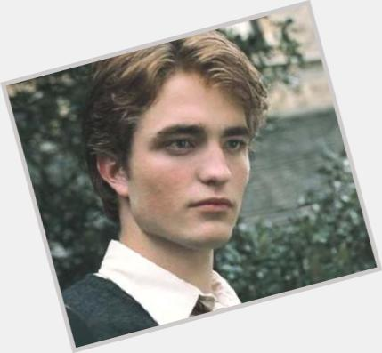 Cedric Diggory light brown hair & hairstyles Athletic body,