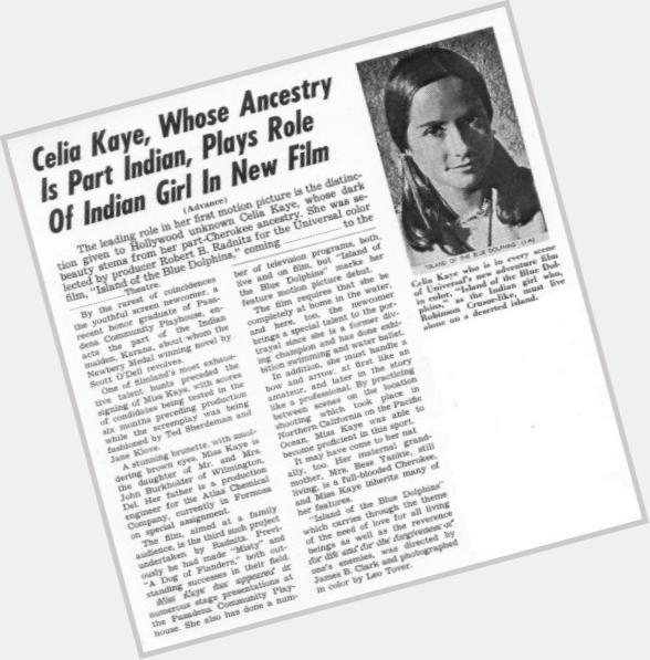 Celia Kaye birthday 2015
