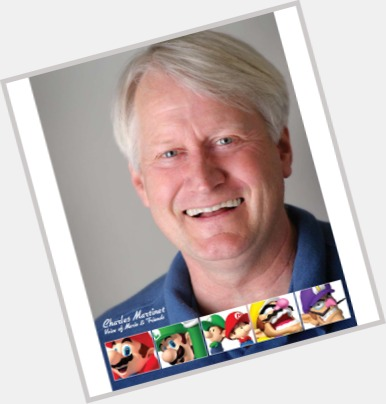 Charles Martinet birthday 2015