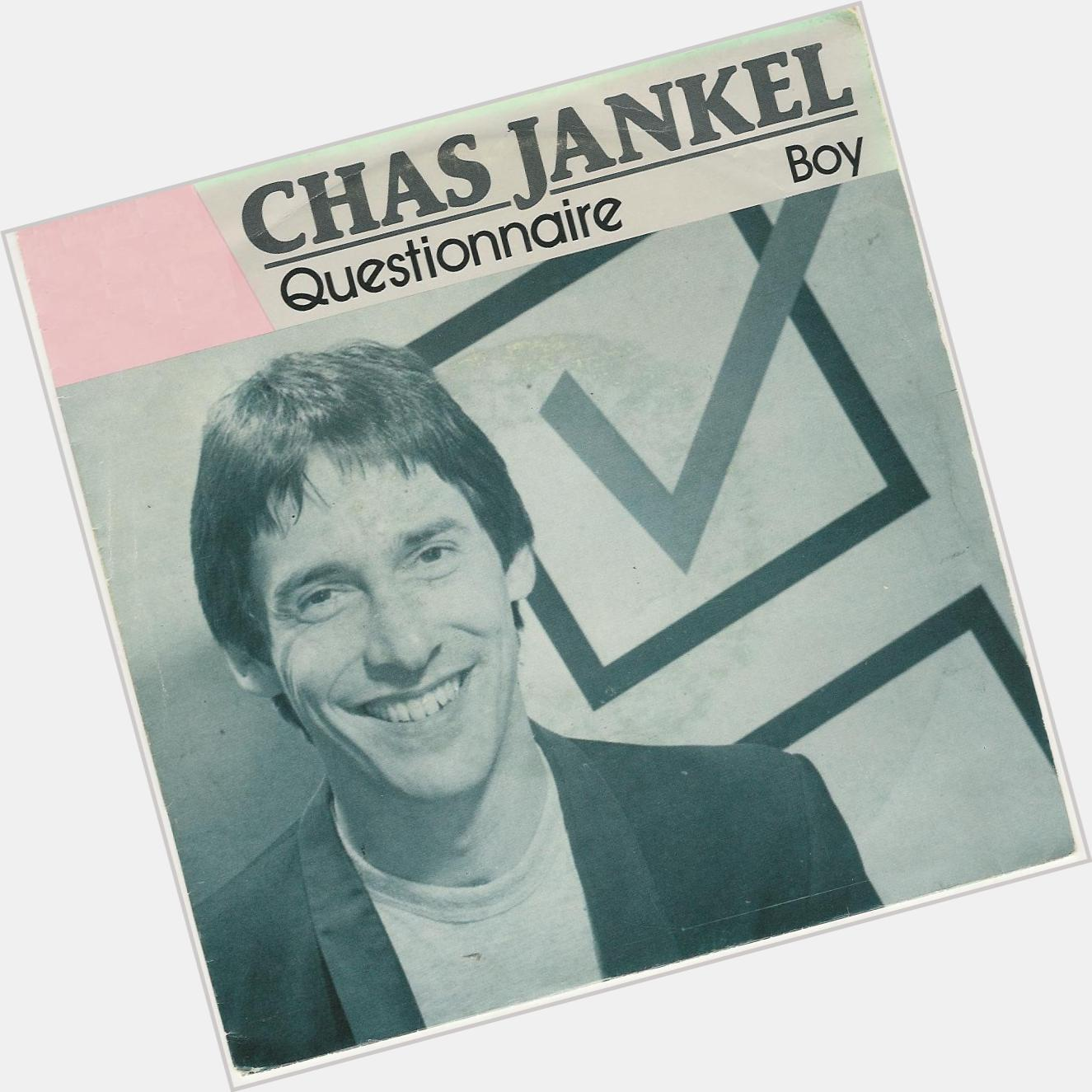 Chaz Jankel birthday 2015