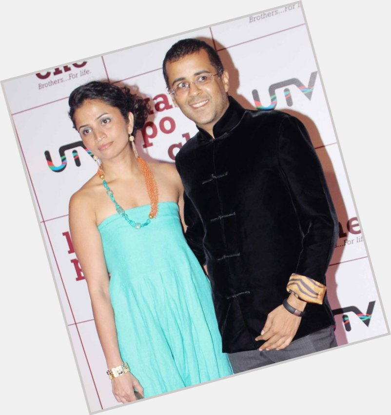 Chetan Bhagat marriage 3