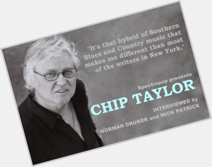 Chip Taylor birthday 2015