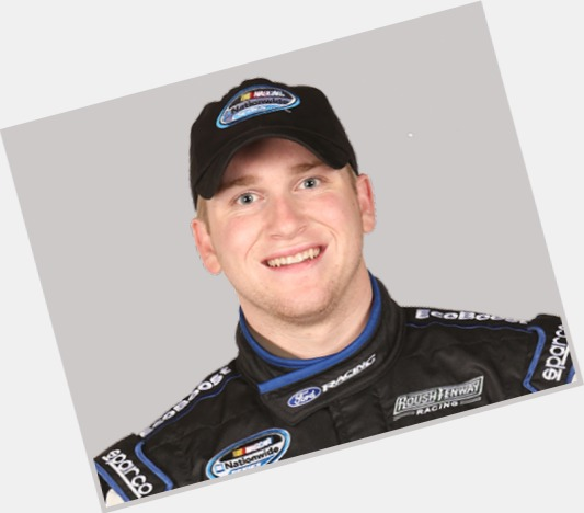 Chris Buescher birthday 2015