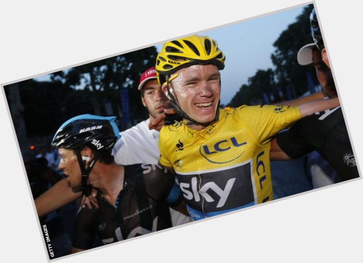 Chris Froome birthday 2015