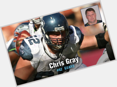 Chris Gray birthday 2015