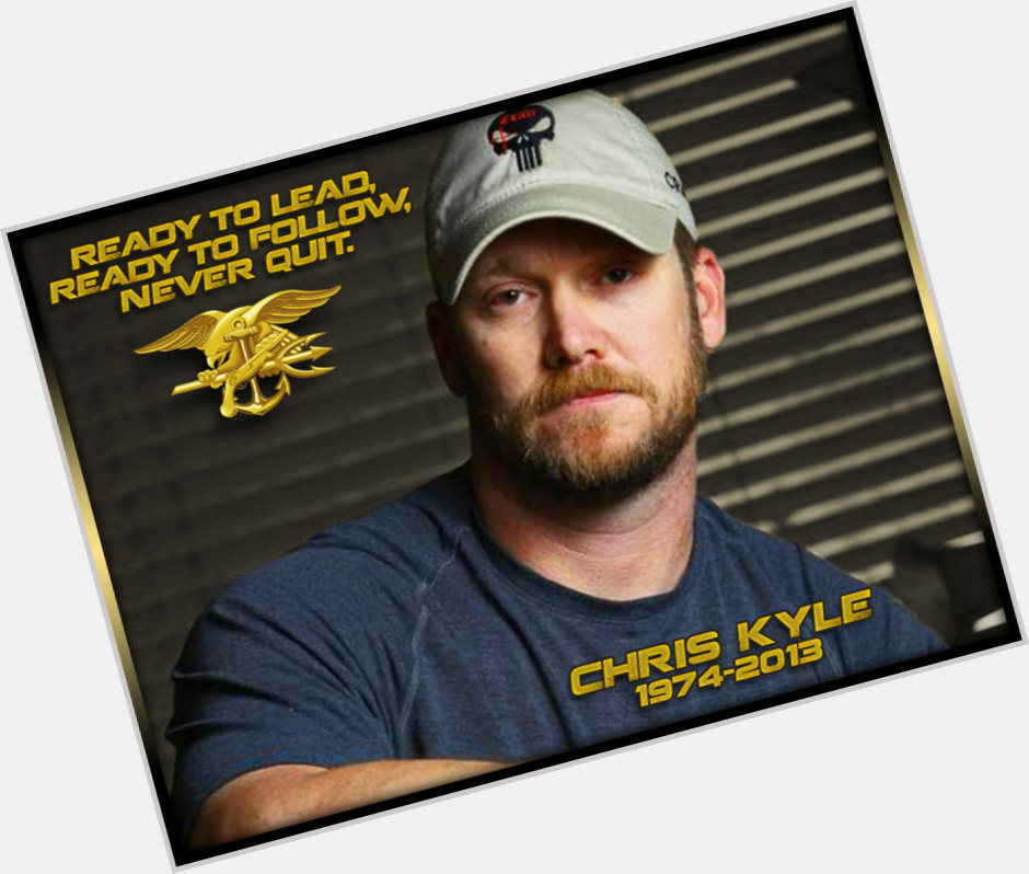 Chris Kyle birthday 2015