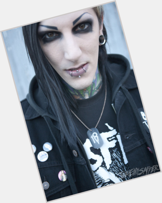 Chris Motionless birthday 2015