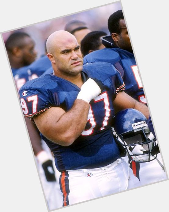 Chris Zorich Official Site For Man Crush Monday Mcm
