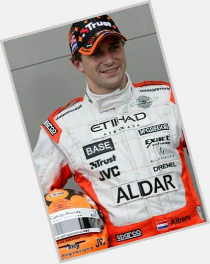 Christijan Albers birthday 2015