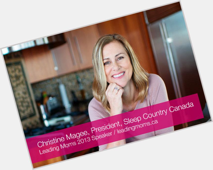 Christine Magee birthday 2015