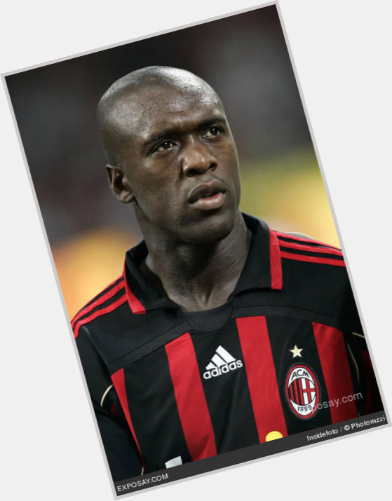 Clarence Seedorf birthday 2015