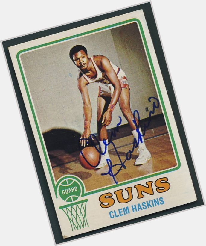 haskins black personals Don haskins, credited with helping break color barriers in college sports in 1966 when he used five black starters to win a national basketball title for texas western, died sunday he was.