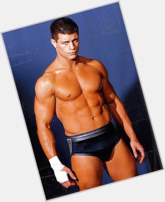 Cody Rhodes sexy 3