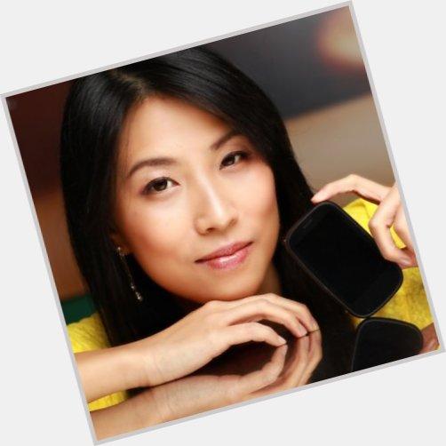 """<a href=""""/hot-women/connie-chan/where-dating-news-photos"""">Connie Chan</a> Slim body,  black hair & hairstyles"""