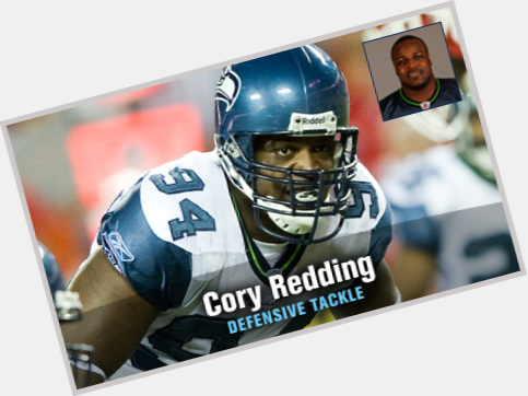 Cory Redding birthday 2015