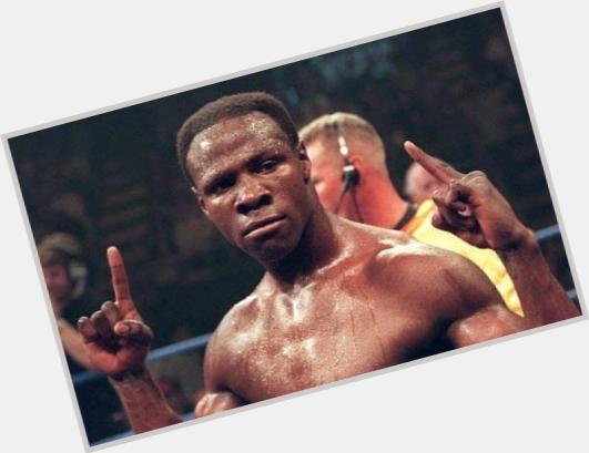 Chris Eubank birthday 2015