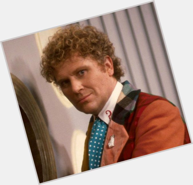 Colin Baker birthday 2015