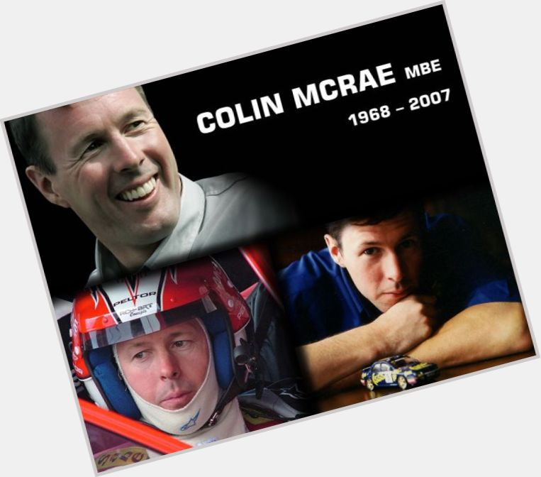 Colin Mcrae birthday 2015