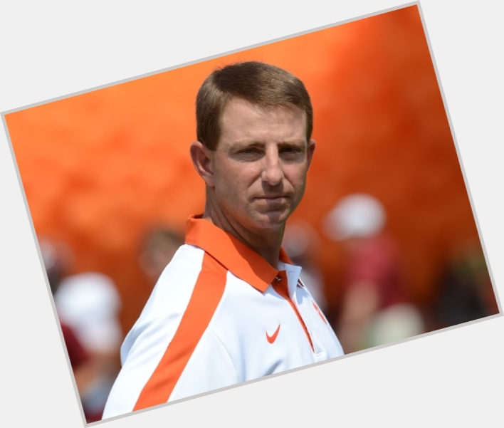 Dabo Swinney birthday 2015